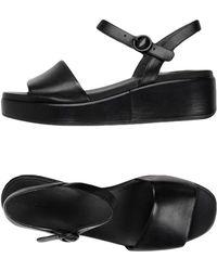 Camper Sandals - Black