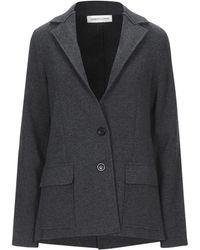 Lamberto Losani Suit Jacket - Black