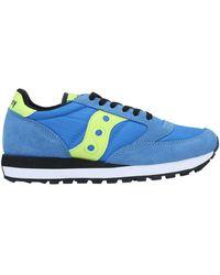Saucony Sneakers & Tennis basses - Bleu