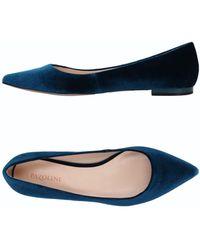 Carlo Pazolini Ballet Flats - Blue
