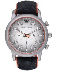 Emporio Armani Reloj de pulsera - Gris