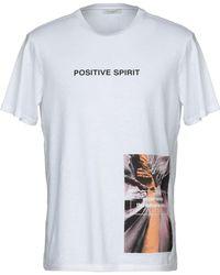 Paolo Pecora T-shirt - Blanc