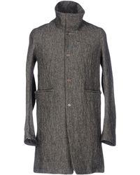 Taichi Murakami Coat - Grey