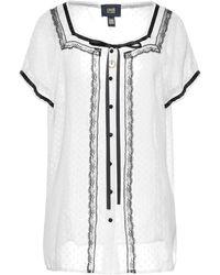 Class Roberto Cavalli Shirt - White