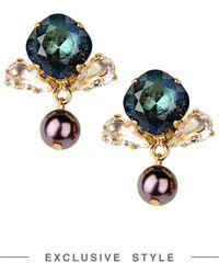 Vickisarge - Earrings - Lyst