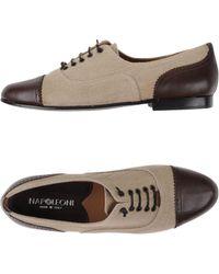 Napoleoni - Lace-up Shoe - Lyst