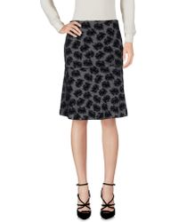 Schumacher - Knee Length Skirts - Lyst