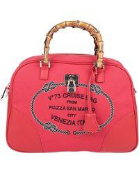V73 Handbag - Red