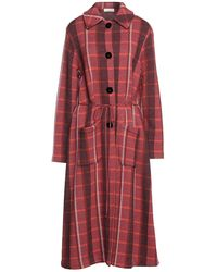 Siyu Coat - Red