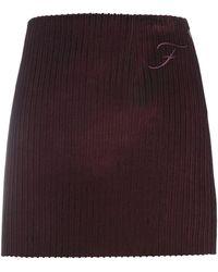 Fay Mini-jupe - Multicolore