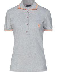 Cesare Paciotti Polo Shirt - Grey