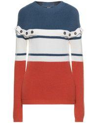 Eleventy Pullover - Multicolor