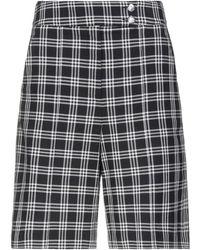 Veronica Beard Bermuda Shorts - Black