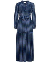 Berna Vestido largo - Azul