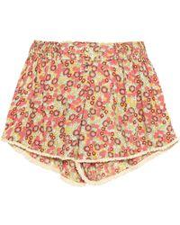 Poupette Shorts & Bermuda Shorts - Green