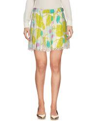 Nolita - Mini Skirt - Lyst