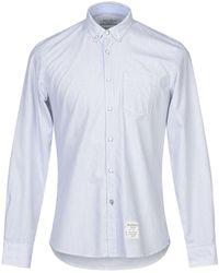 Fred Mello Camicia - Bianco