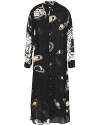 ANDREAS KRONTHALER x VIVIENNE WESTWOOD Long Dress - Black
