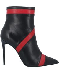 Gianmarco F. Ankle Boots - Black