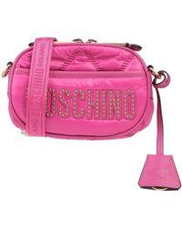 Moschino Cross-body Bag - Pink