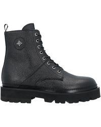 John Richmond Ankle Boots - Black