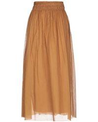 Mauro Grifoni - Long Skirt - Lyst