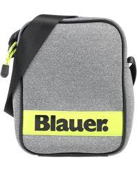 Blauer Cross-body Bag - Gray