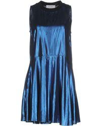 Mauro Grifoni - Short Dress - Lyst