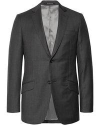 Richard James Suit Jacket - Grey