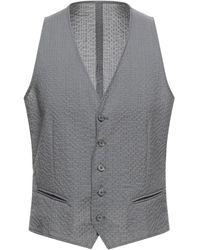 Emporio Armani Waistcoat - Grey