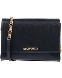 DSquared² Cross-body Bag - Black