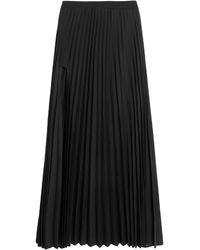 Vetements Jupe longue - Noir