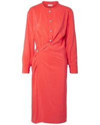 Lemaire Vestito longuette - Rosso