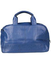 Bikkembergs Bolso de viaje - Azul