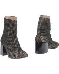 MM6 by Maison Martin Margiela - Ankle Boots - Lyst