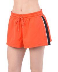 Fenty Shorts & Bermuda Shorts - Orange