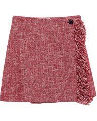 Suoli Minifalda - Rojo