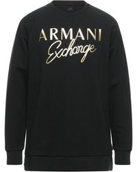 Armani Exchange Sweatshirt - Black