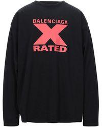 Balenciaga T-shirt - Black