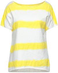 Soallure T-shirts - Gelb