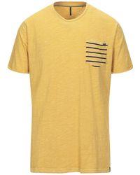 Impure Camiseta - Amarillo