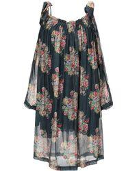 Péro Short Dress - Multicolor
