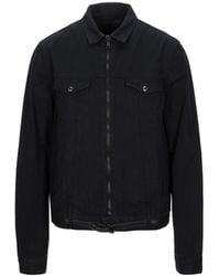 RTA Denim Outerwear - Black