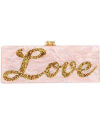 Edie Parker Handtaschen - Pink