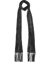 Bottega Veneta Scarf - Black