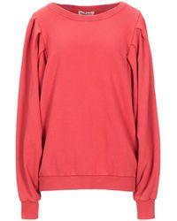 Please Sweatshirt - Red