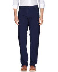 Henry Cotton's Pantalon - Bleu