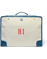 Paravel Suitcase - Blue