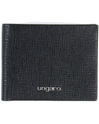 Emanuel Ungaro Wallet - Black