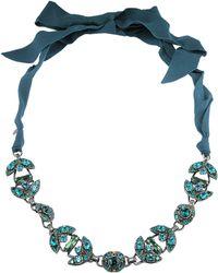 Lanvin - Necklaces - Lyst